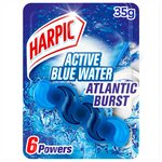 Harpic Fresh Power 6 Block Blue Water