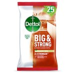 Dettol Big & Strong Kitchen Wipes
