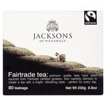 Jacksons of Piccadilly Fairtrade Tea Bags