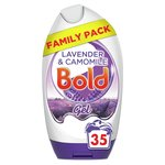 Bold 2in1 Washing Gel Lavender & Camomile 38 Washes