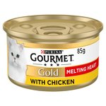 Gourmet Gold Melting Heart Cat Food Chicken