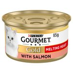 Gourmet Gold Melting Heart Cat Food Salmon