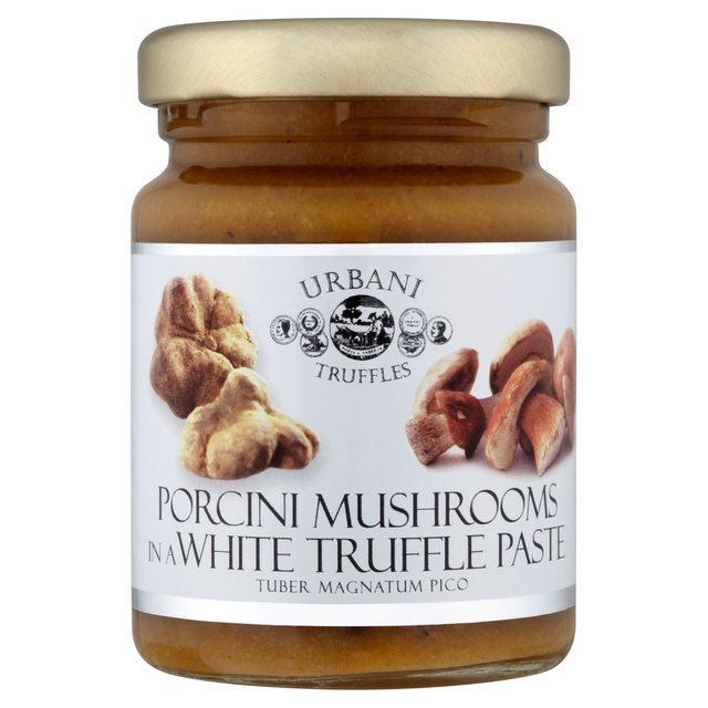 Urbani Tartufi Mushroom in White Truffles Paste