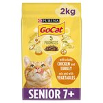 Go-Cat Senior Cat Food with Chicken & Vegetables