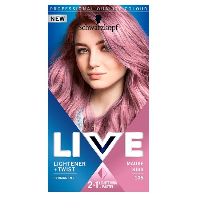 Professional Hair Dye Video