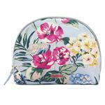 Cath Kidston Tropical Garden Half Moon Cosmetic Bag