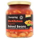 Clearspring Demeter Organic Baked Beans Unsweetened