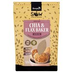 Sow Chia Flour Bake Blend with Flax Seeds