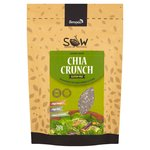 Sow Toasted Black Chia Seeds Crunch