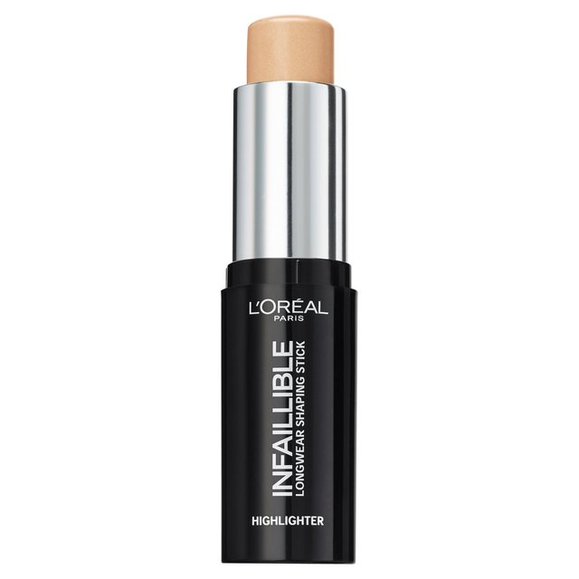 L'Oreal Paris Infallible Highlighter Stick Gold Cold 502