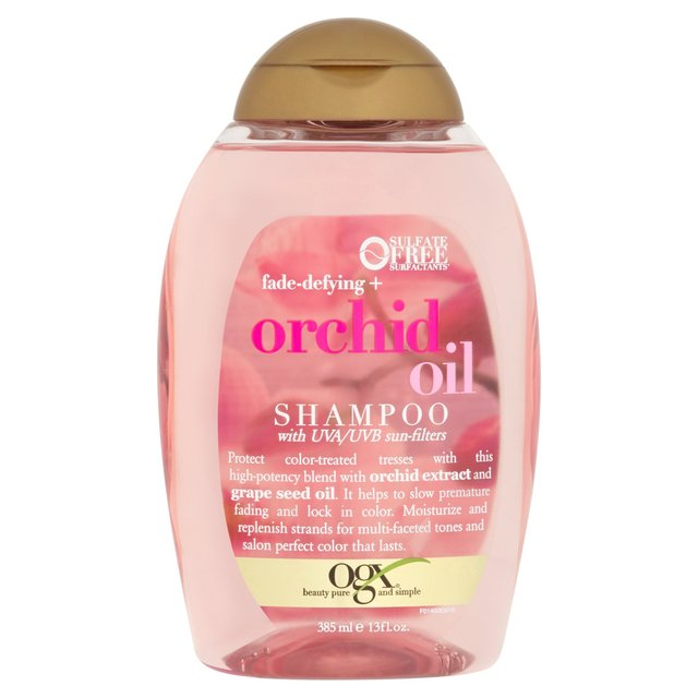 Ogx Colour Protect Shampoo 385ml From Ocado