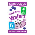 Kiddylicious Mini Blueberry Wafers