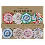 Meri Meri Toot Sweet Pin Wheel Toppers