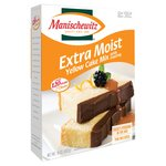 Manischewitz Extra Moist Yellow Cake Mix Passover