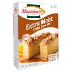 Manischewitz Extra Moist Coffee Cake Mix Passover