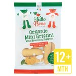 Tutto Bene Organic Mini Grissini with Broccoli & Pumpkin
