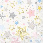 Unique Party Twinkle Twinkle Little Star Paper Napkins