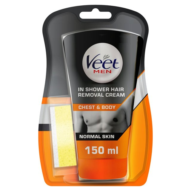 Veet For Men In Shower Cream 150ml From Ocado