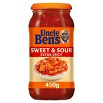 Uncle Ben's Sweet & Sour Extra Spicy Sauce