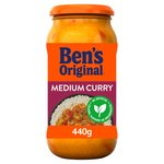 Uncle Bens Medium Curry Sauce
