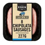 Eden Pork Chipolatas