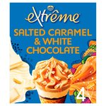 Nestle Extreme Salted Caramel and White Chocolate