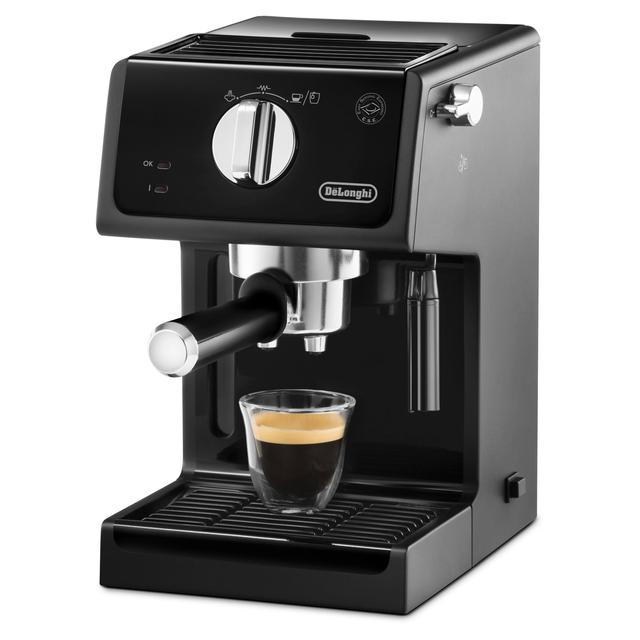 DeLonghi Pump Espresso Coffee Machine ECP31.21
