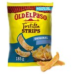 Old El Paso Crunchy Salted Tortilla Strips