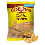 Old El Paso Crunchy Cheese Tortilla Strips