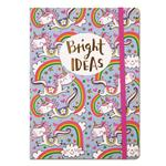Rachel Ellen Designs Unicorn A5 Notebook