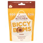 Livia's Kitchen Ginger Biccy Boms Pouch