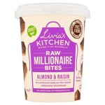 Livia's Kitchen Raw Millionaire Bite Almond & Raisin