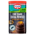 Dr. Oetker Fine 100% Dark Cocoa Powder