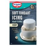 Dr. Oetker Ready to Roll 1kg Ivory Icing