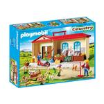 Playmobil 4897 Country Take Along Farm with Carry Handle and Stables