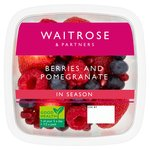 Waitrose Luxury Berry & Pomegranate Selection