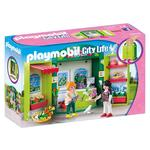 Playmobil 5639 City Life Flower Shop Play Box