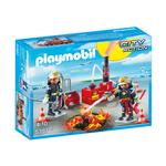 Playmobil 5397 City Action Firefighting Operation with Water Pump