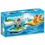 Playmobil 6980 Family Fun Floating Watercraft with Banana Boat