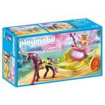 Playmobil 9136 Fairies Unicorn-Drawn Fairy Carriage