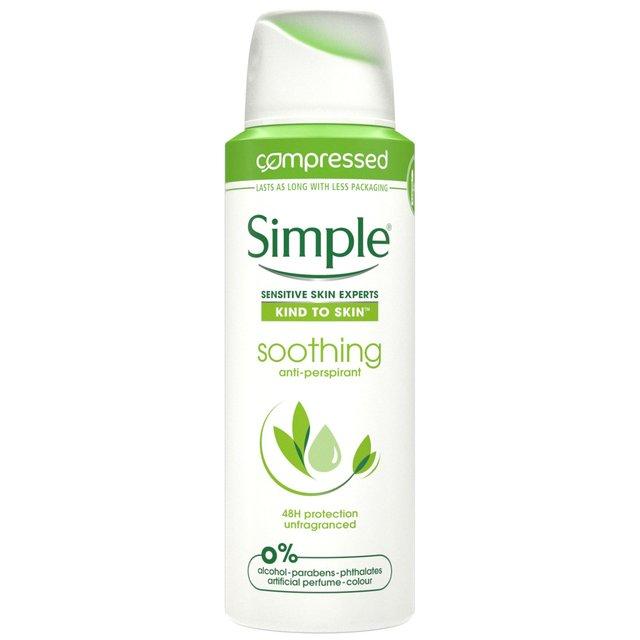 Anti perspirant Deodorant Aerosol