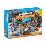 Playmobil 9263 Advent Calendar 'Top Agents' with LED Super Weapon