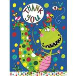 Rachel Ellen Designs Dinosaur Thank You Cards