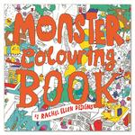 Rachel Ellen Designs Monsters Colouring Book