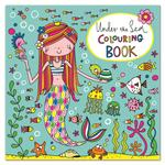 Rachel Ellen Designs Mermaid Colouring Book