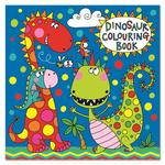 Rachel Ellen Designs Dinosaur Colouring Book
