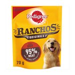 Pedigree Ranchos Beef Adult Dog Treats