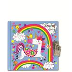 Rachel Ellen Designs Unicorn Secret Diary