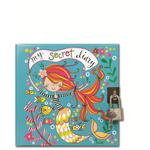 Rachel Ellen Designs Mermaid Secret Diary