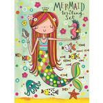 Rachel Ellen Designs Mermaid Writing Wallet Set